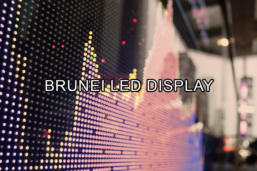 Brunei outdoor indoor LED display